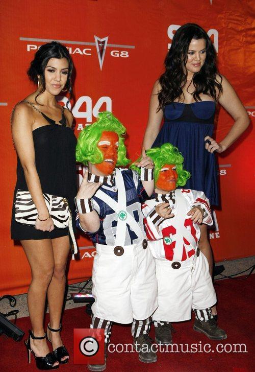Kourtney Kardashian, Kloe Kardashian 944 Magazine 6th Anniversary...