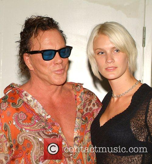 Mickey Rourke and Guest 4