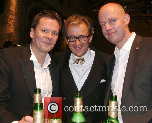 Matthias Kindler, Andreas 'Leo' Lukoschik and Jochen Raedeker...
