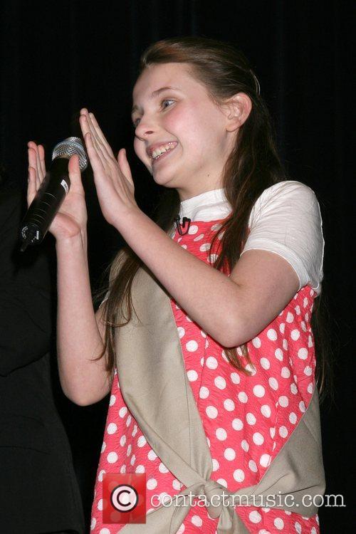 Abigail Breslin The star of 'Little Miss Sunshine'...