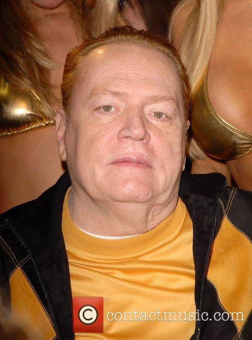Larry Flynt at the Adult Entertainment Expo Las...
