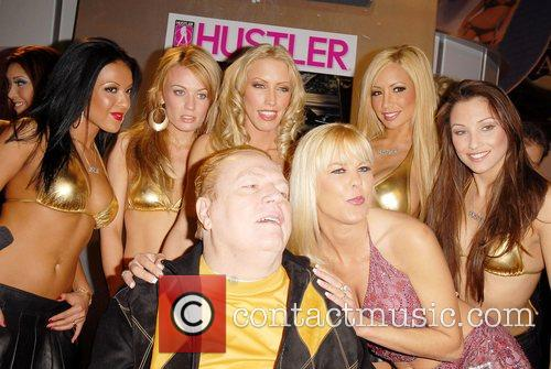 Larry Flynt at the Adult Entertainment Expo