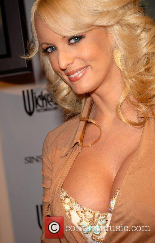 Stormy Daniels at the Adult Entertainment Expo Las...