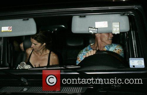 Arnold Schwarzenegger and Maria Shriver 10