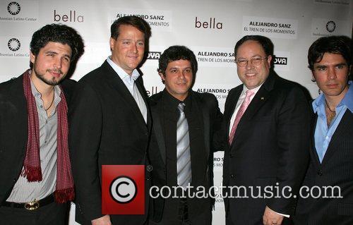 Alejandro Monteverde and Alejandro Sanz 2