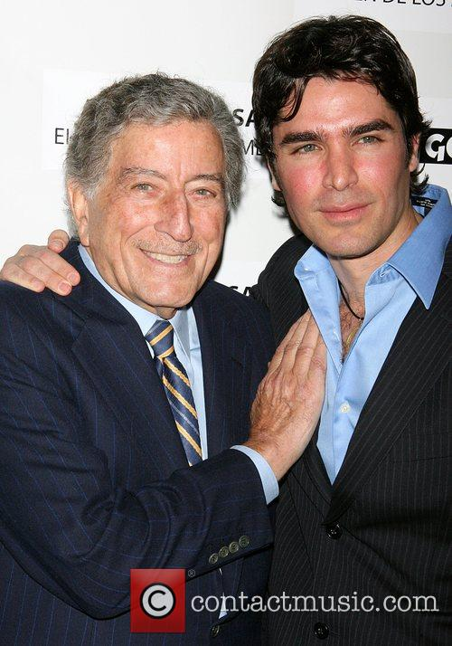 Tony Bennett and Eduardo Verastegui 3