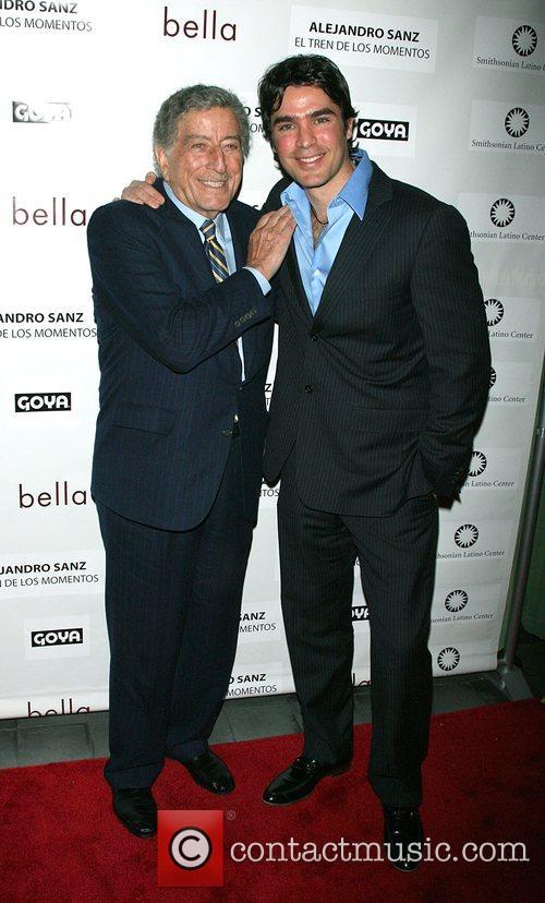 Tony Bennett and Eduardo Verastegui 1