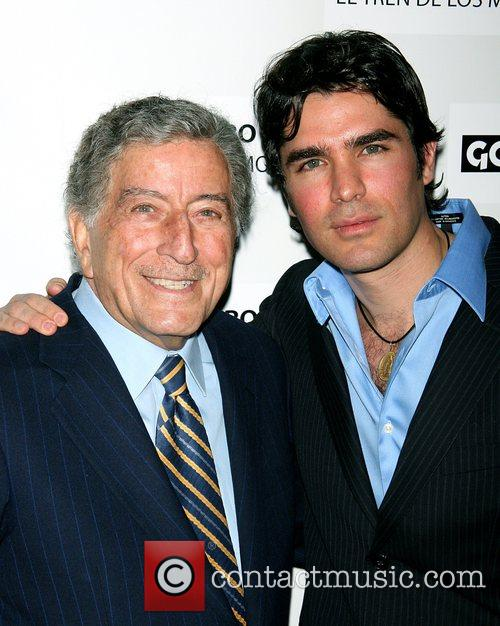 Tony Bennett and Eduardo Verastegui 2