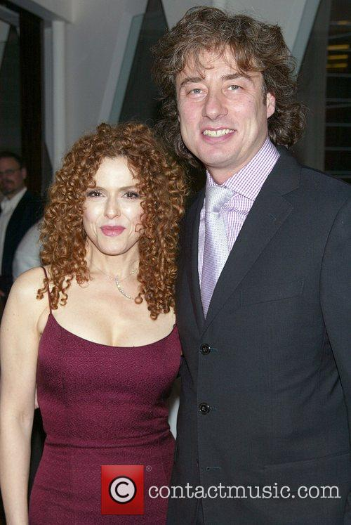 Bernadette Peters and Mauro Maccioni 4