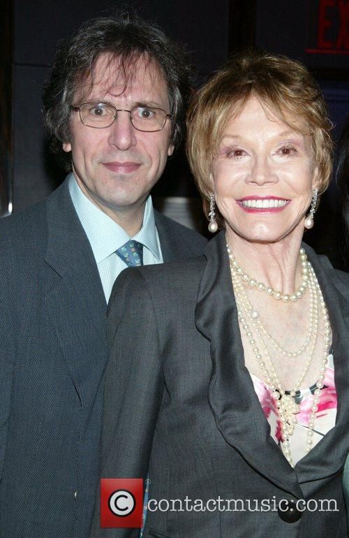 Dr. Robert Levine and his wife Mary Tyler...