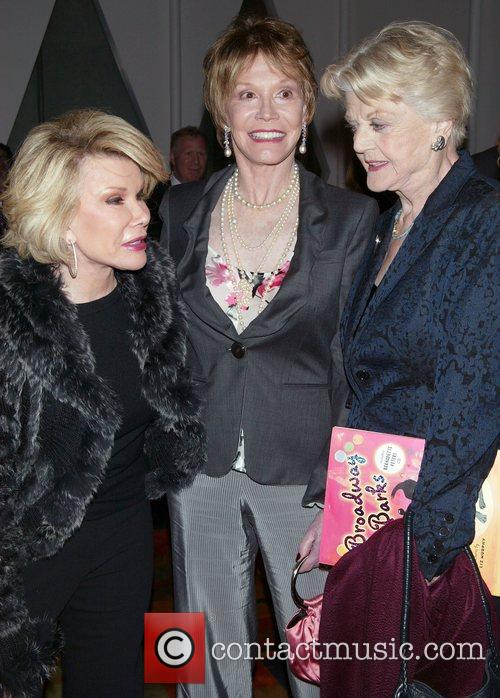 Joan Rivers, Bernadette Peters and Mary Tyler Moore 2