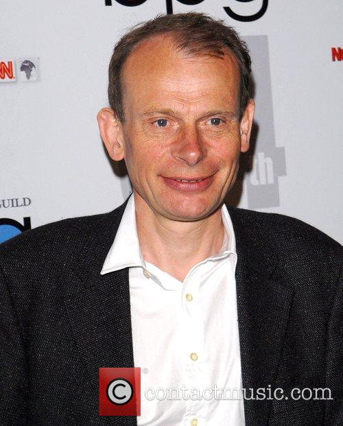 Andrew Marr The Broadcasting Press Guild Awards lunch...