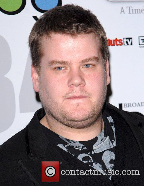 James Corden The Broadcasting Press Guild Awards lunch...