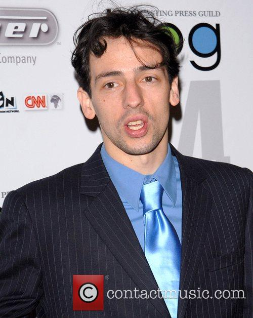 Ralf Little The Broadcasting Press Guild Awards lunch...