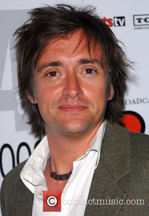 Richard Hammond The Broadcasting Press Guild Awards lunch...