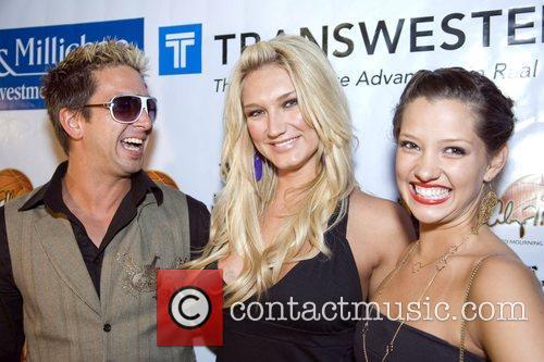 Glen Douglas Packard, Brooke Hogan and Ashley Menendez,...