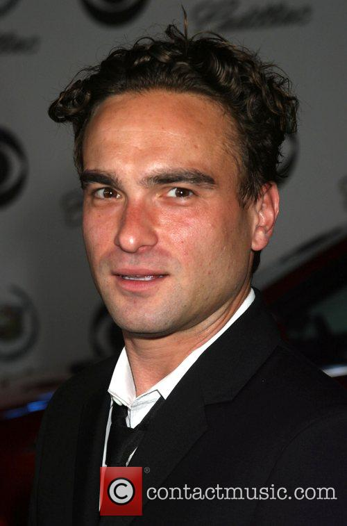 Johnny Galecki The Cadillac of Premieres - CBS...