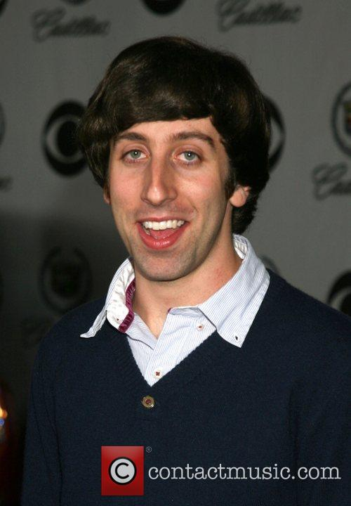 Simon Helberg The Cadillac of Premieres - CBS...