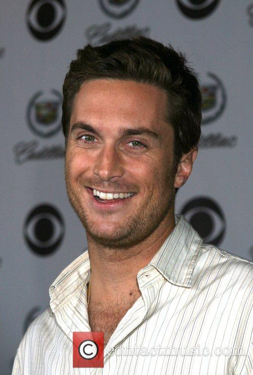 Oliver Hudson The Cadillac of Premieres - CBS...