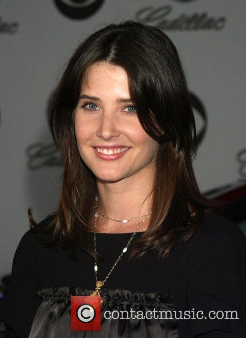 Cobie Smulders The Cadillac of Premieres - CBS...
