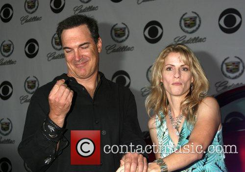 Patrick Warburton and Wife Cathy The Cadillac of...