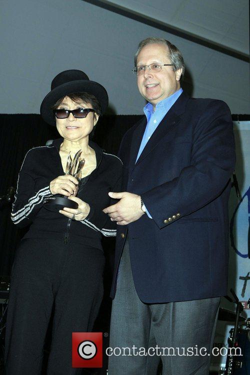 Yoko Ono, John Lennon, Las Vegas