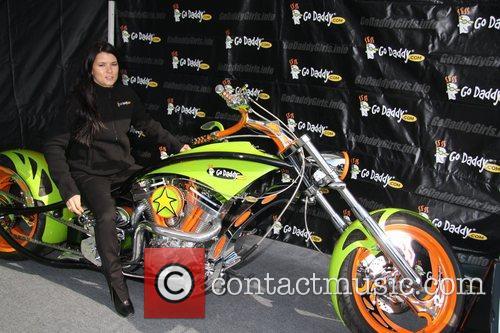 Danica Patrick and Las Vegas 2