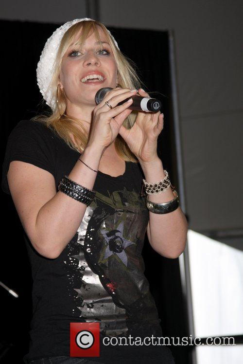 Natasha Bedingfield and Las Vegas 18