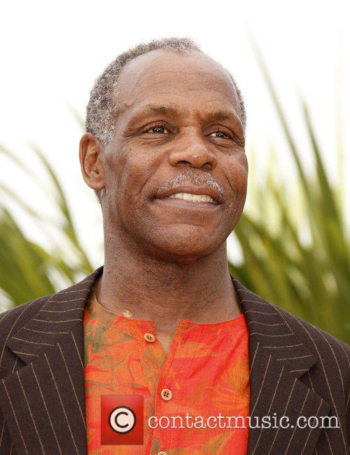 Danny Glover, Cannes Film Festival, 2008 Cannes Film Festival