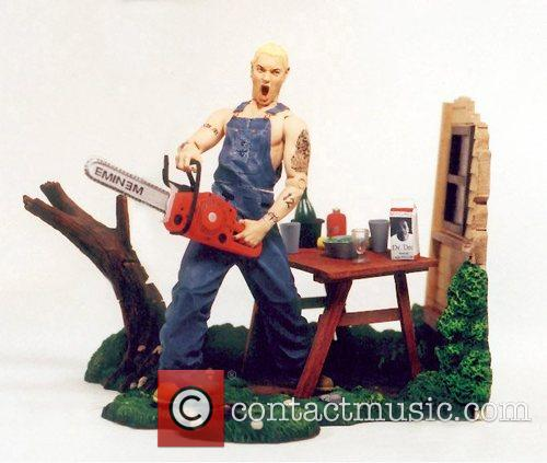 chainsaw-wielding action doll. The dolls have been released...