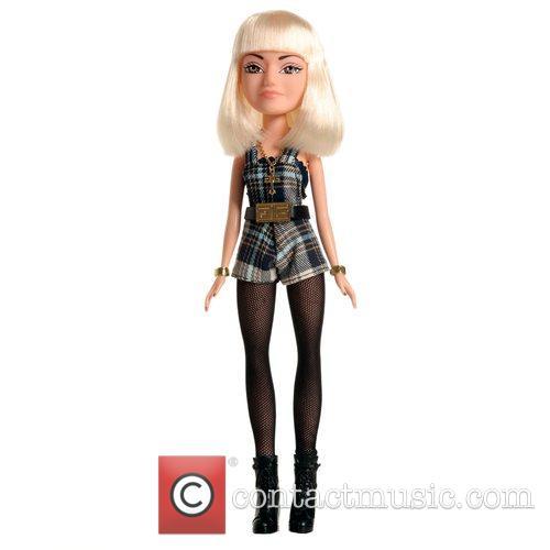 Celberity Doll Gwen Stafini