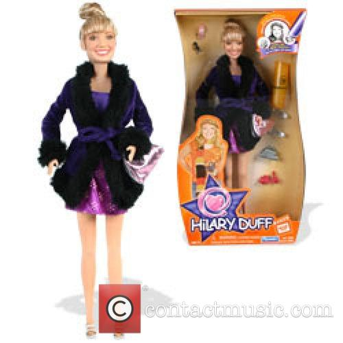 Hilary Duff Dolls and Hilary Duff 7