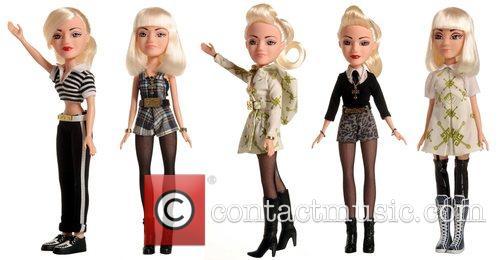 Gwen Stefani 'Sweet' dolls Gwen Stefani is set...