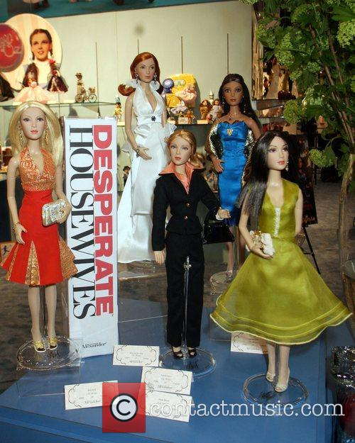 Desperate Housewives Dolls, Alexander, Desperate Housewives and Gabrielle 1