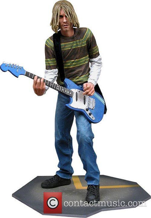 Kurt Cobain Figurine