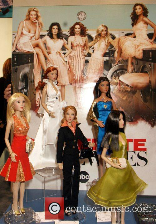 Desperate Housewives Dolls, Alexander, Desperate Housewives and Gabrielle 2