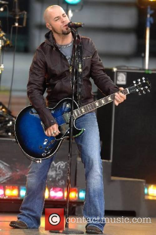 Chris Daughtry 11