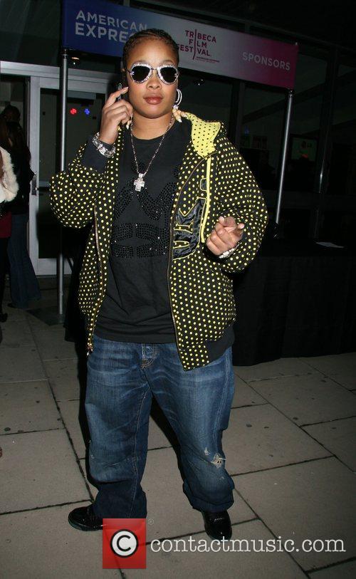 Rapper Da Brat and Da Brat 2
