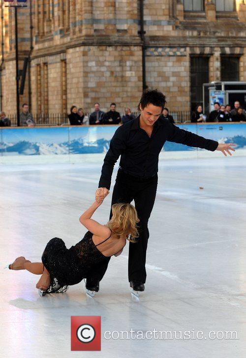 'Dancing On Ice' press launch at the Natural...