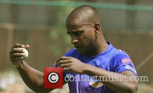 Dimitri Mascarenhas the Rajasthan Royals player during a...