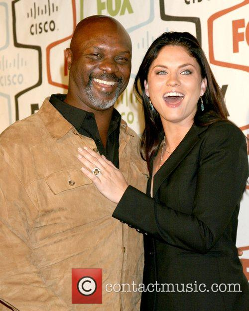 Robert Wisdom and Fox