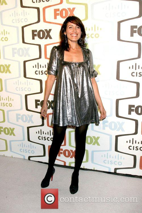 Lisa Edelstein FOX Fall Eco-Casino Party held at...