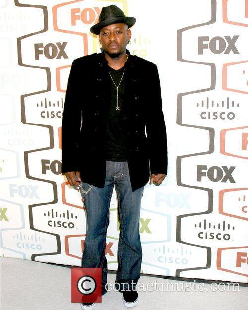 Omar Epps FOX Fall Eco-Casino Party held at...