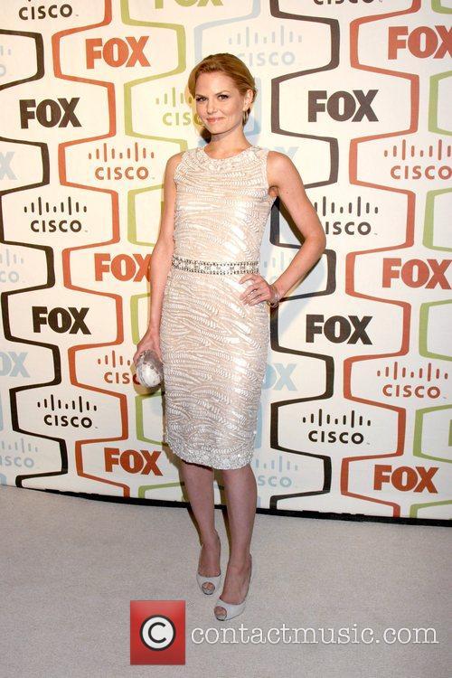 Jennifer Morrison FOX Fall Eco-Casino Party held at...
