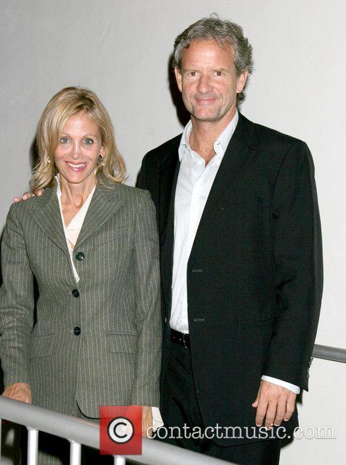 Arleen Sorkin and Christopher Lloyd FOX Fall Eco-Casino...
