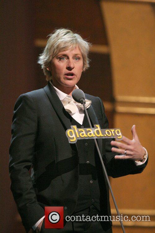 Ellen degeneres glaad media awards at kodak theatre 3 pictures - Ellen show address ...