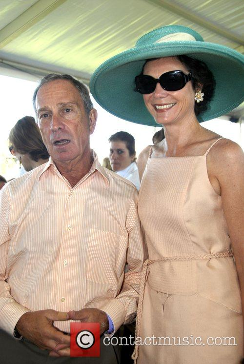 Michael Bloomberg and Diana Taylor 3