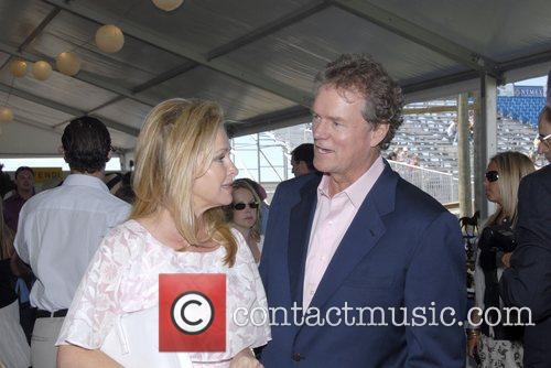 Kathy Hilton and Rick Hilton The Hampton Classic...