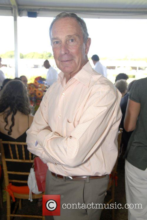 Micheal Bloomberg The Hampton Classic Horse Show Bridgehampton,...