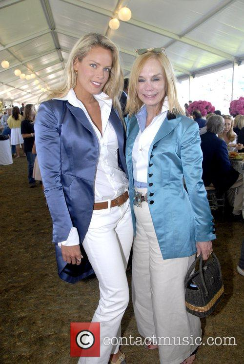 Heidi Albertson and guest The Hampton Classic Horse...